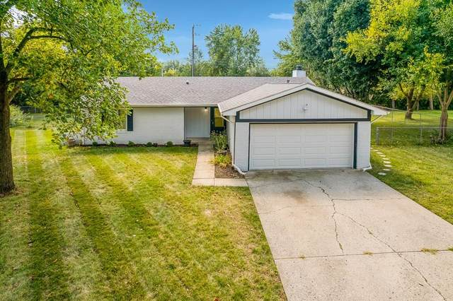 1407 Delbrook Court, Indianapolis, IN 46260 (MLS #21819271) :: AR/haus Group Realty