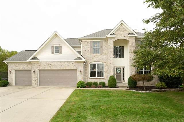 7404 Hartington Place, Indianapolis, IN 46259 (MLS #21819275) :: AR/haus Group Realty