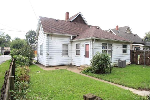 2820 W Saint Clair Street, Indianapolis, IN 46222 (MLS #21819279) :: JM Realty Associates, Inc.