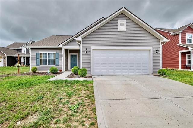 394 Paymaster Drive, Greenfield, IN 46140 (MLS #21819285) :: Heard Real Estate Team | eXp Realty, LLC