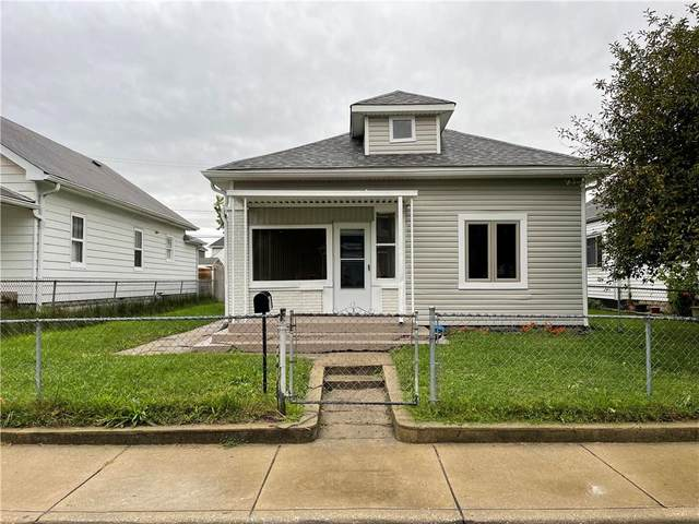 332 S Walcott Street, Indianapolis, IN 46201 (MLS #21819309) :: Mike Price Realty Team - RE/MAX Centerstone