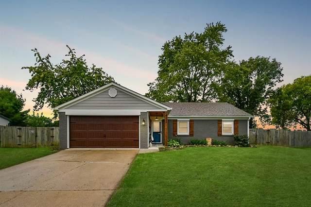 452 Boonesboro Road, Greenwood, IN 46142 (MLS #21819333) :: Ferris Property Group