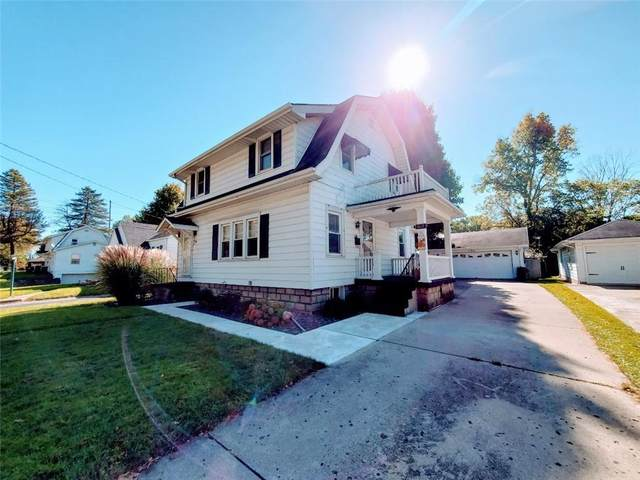 1627 E 8th Street, Anderson, IN 46012 (MLS #21819336) :: The Evelo Team