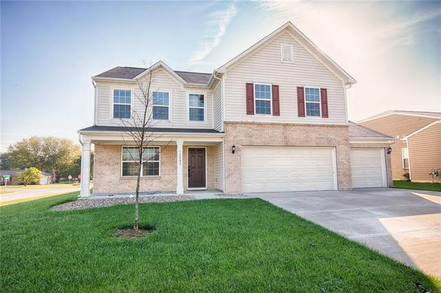10493 Serviceberry Drive, Indianapolis, IN 46234 (MLS #21819337) :: Heard Real Estate Team | eXp Realty, LLC