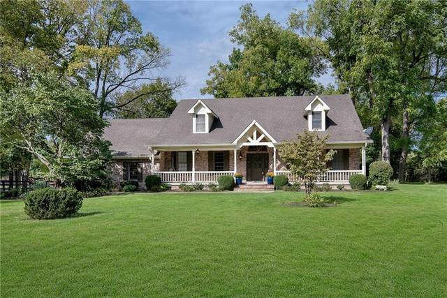 15902 Connecticut Ave, Fortville, IN 46040 (MLS #21819338) :: HergGroup Indianapolis