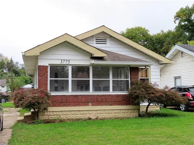 3775 Creston Drive, Indianapolis, IN 46222 (MLS #21819346) :: HergGroup Indianapolis