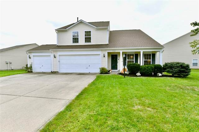 14183 Chapelwood Lane, Fishers, IN 46037 (MLS #21819349) :: RE/MAX Legacy