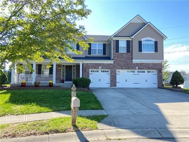 11085 Hylas Drive, Noblesville, IN 46060 (MLS #21819355) :: Ferris Property Group