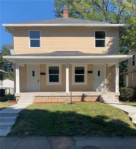 3727/3729 N Kenwood Avenue, Indianapolis, IN 46208 (MLS #21819361) :: AR/haus Group Realty