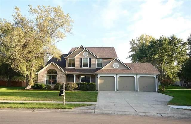 7425 Northfield Boulevard, Fishers, IN 46038 (MLS #21819371) :: Dean Wagner Realtors