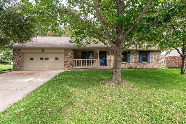279 Old Farm Road, Danville, IN 46122 (MLS #21819372) :: The Indy Property Source