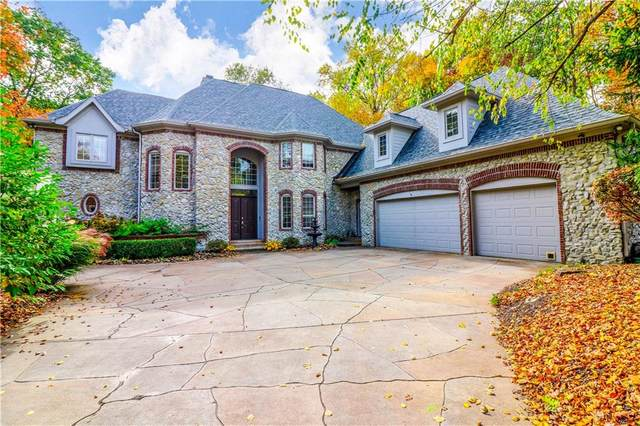 7820 Timber Run Court, Indianapolis, IN 46256 (MLS #21819375) :: Pennington Realty Team