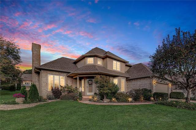 11780 Pebblepointe Pass, Carmel, IN 46033 (MLS #21819384) :: Quorum Realty Group