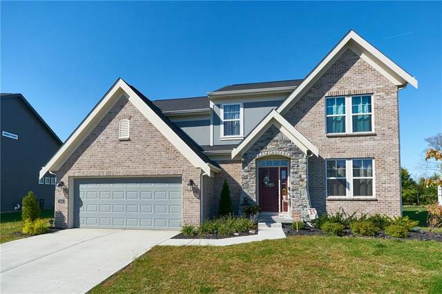7848 Sunset Ridge Parkway, Indianapolis, IN 46259 (MLS #21819414) :: AR/haus Group Realty