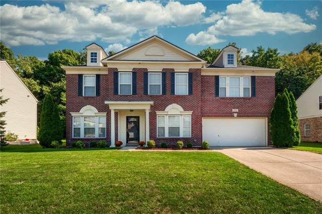5885 Magnificent Lane, Indianapolis, IN 46234 (MLS #21819424) :: Pennington Realty Team