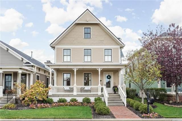 12941 Horlbeck St, Carmel, IN 46032 (MLS #21819428) :: Ferris Property Group