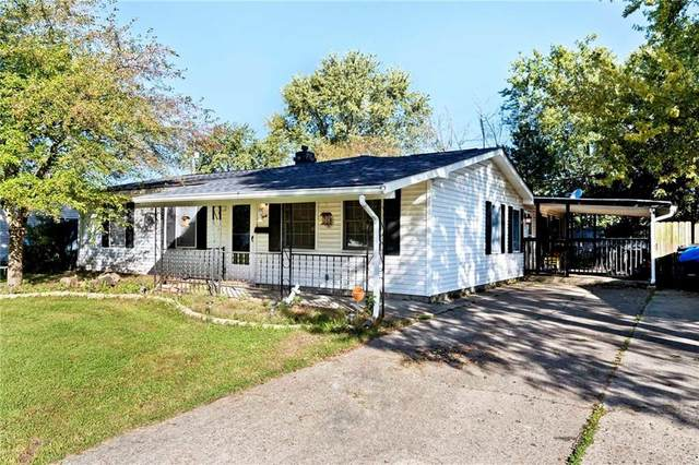 440 Pleasant Drive, New Whiteland, IN 46184 (MLS #21819435) :: Mike Price Realty Team - RE/MAX Centerstone