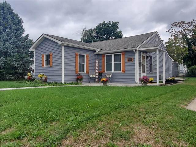 1616 Franklin Street, Lafayette, IN 47905 (MLS #21819470) :: HergGroup Indianapolis