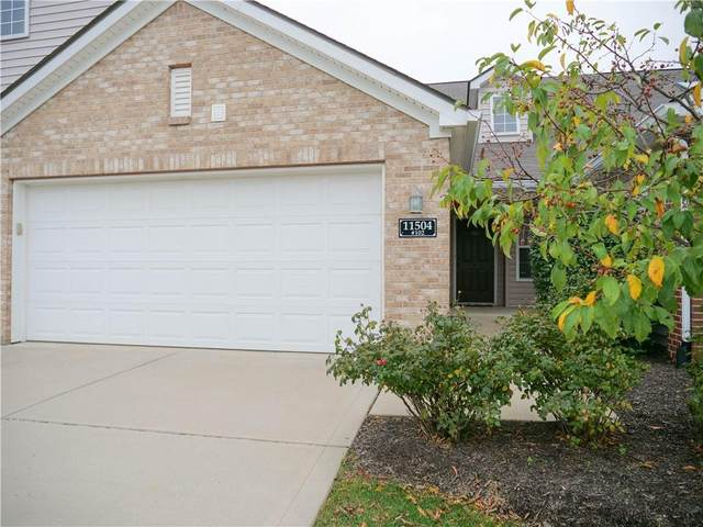11504 Grassy Court #102, Fishers, IN 46037 (MLS #21819471) :: The Evelo Team