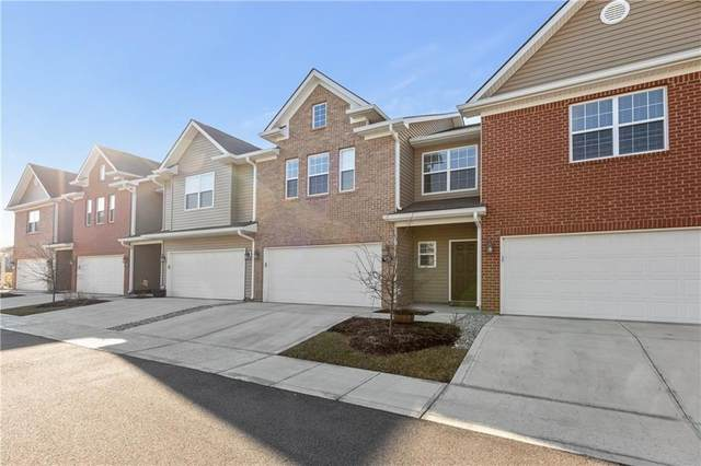 11436 Mossy Court #101, Fishers, IN 46037 (MLS #21819475) :: AR/haus Group Realty