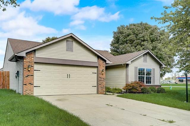 7942 Cross Willow Boulevard, Indianapolis, IN 46239 (MLS #21819489) :: Mike Price Realty Team - RE/MAX Centerstone