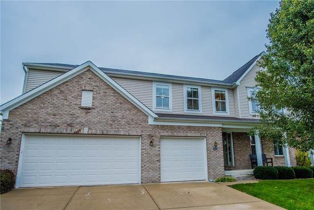 5851 Grand Avenue, Plainfield, IN 46168 (MLS #21819508) :: The Evelo Team