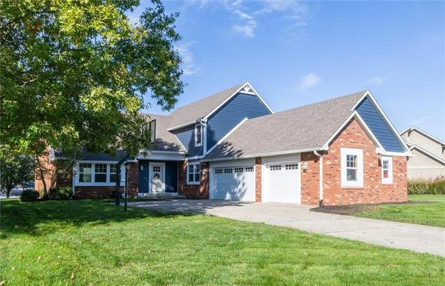 20915 Edgewater Drive, Noblesville, IN 46062 (MLS #21819509) :: HergGroup Indianapolis