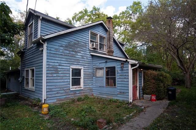 4505 Grace Street, Indianapolis, IN 46218 (MLS #21819510) :: Richwine Elite Group