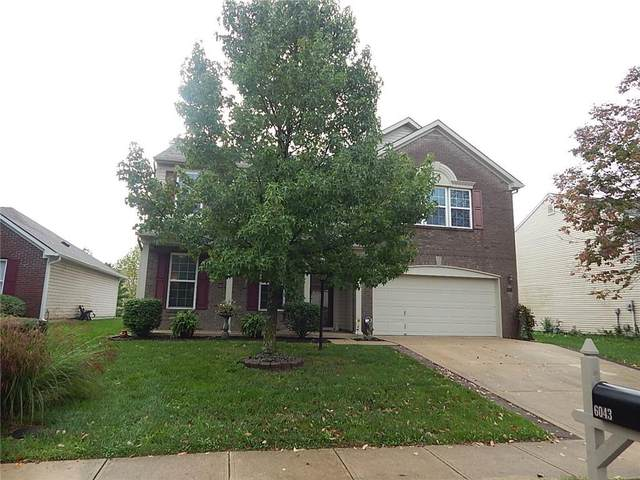 6043 Copeland Mills Drive, Indianapolis, IN 46221 (MLS #21819512) :: Pennington Realty Team