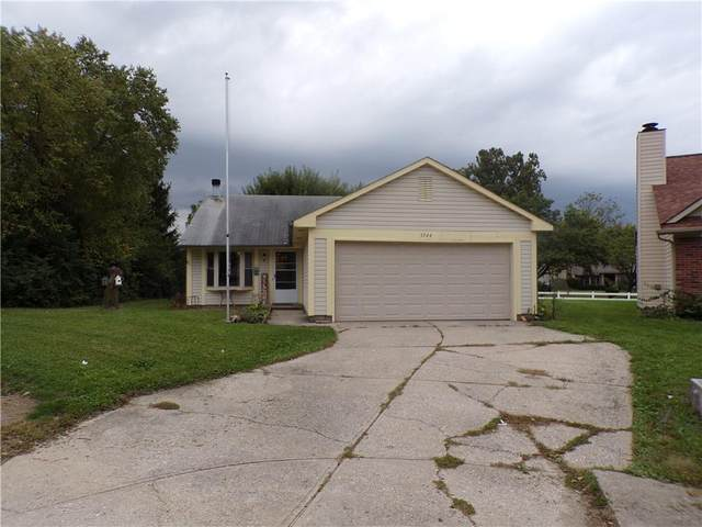 3744 Oslo Place, Indianapolis, IN 46228 (MLS #21819519) :: Pennington Realty Team