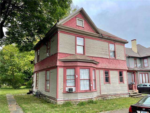 1011 Lincoln Street, Anderson, IN 46016 (MLS #21819521) :: RE/MAX Legacy