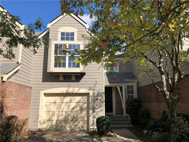 9375 Aberdare Drive, Indianapolis, IN 46250 (MLS #21819527) :: JM Realty Associates, Inc.