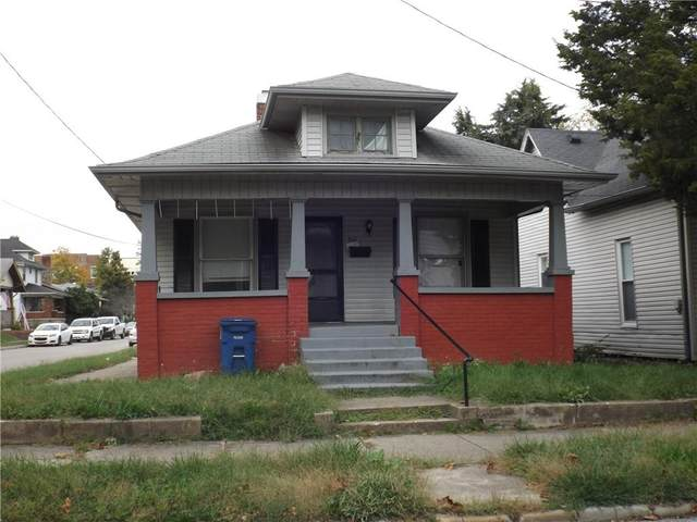 348 W Locust Street, Shelbyville, IN 46176 (MLS #21819529) :: HergGroup Indianapolis