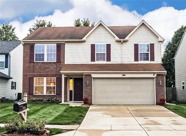 10745 Chenille, Indianapolis, IN 46235 (MLS #21819559) :: Pennington Realty Team