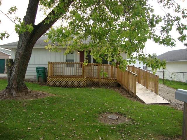 1521 Michigan Street, New Castle, IN 47362 (MLS #21819569) :: Mike Price Realty Team - RE/MAX Centerstone