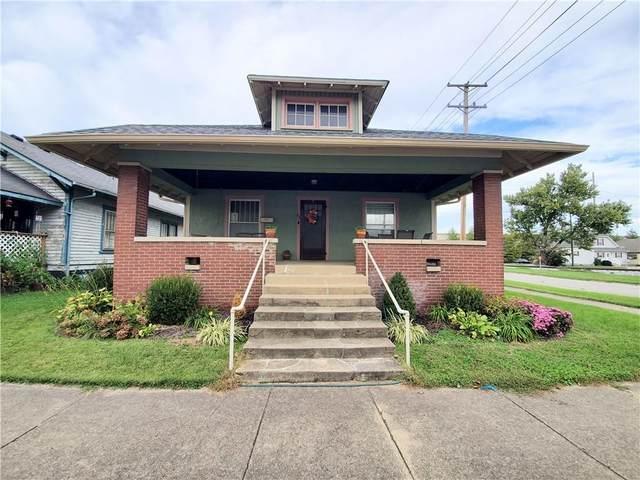 62 E Pennsylvania Street, Shelbyville, IN 46176 (MLS #21819582) :: Ferris Property Group
