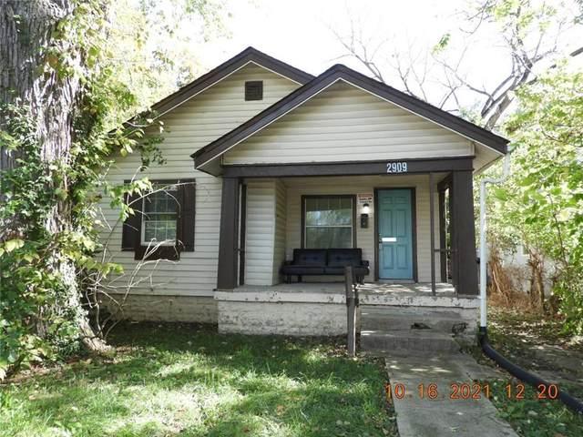 2909 N Olney Street, Indianapolis, IN 46218 (MLS #21819598) :: JM Realty Associates, Inc.