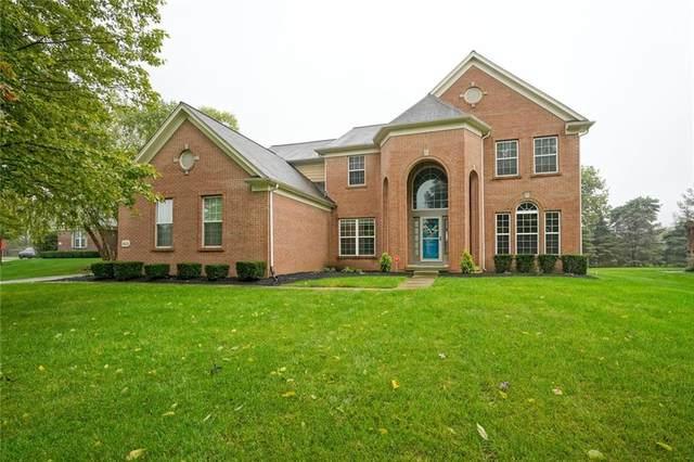 11832 Walker Lane, Fishers, IN 46037 (MLS #21819603) :: Ferris Property Group