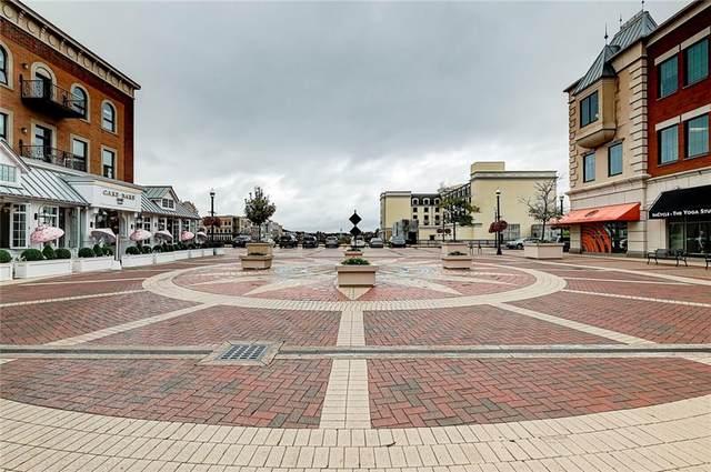 720 S Rangeline Road #705, Carmel, IN 46032 (MLS #21819626) :: RE/MAX Legacy