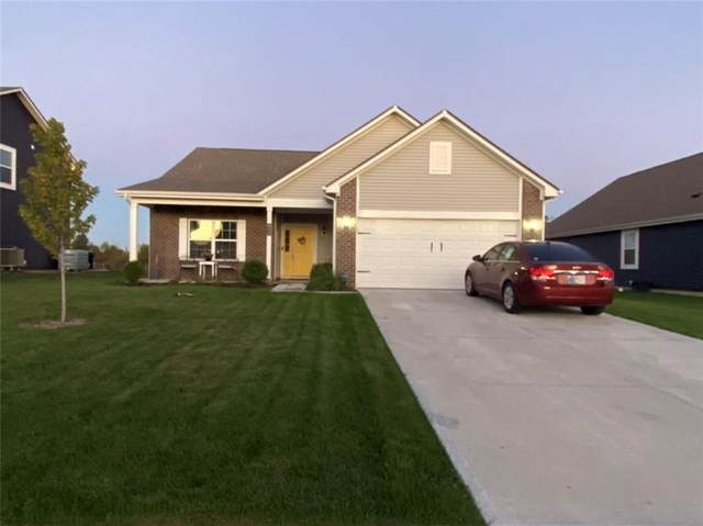527 N Crystal Drive, Fortville, IN 46040 (MLS #21819641) :: The Evelo Team