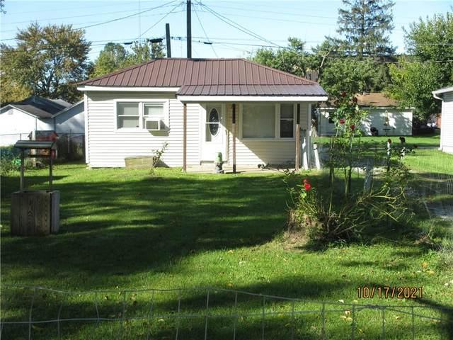 1105 Parker Avenue, Shelbyville, IN 46176 (MLS #21819651) :: JM Realty Associates, Inc.