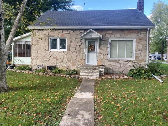612 7th Street, Crawfordsville, IN 47933 (MLS #21819668) :: JM Realty Associates, Inc.