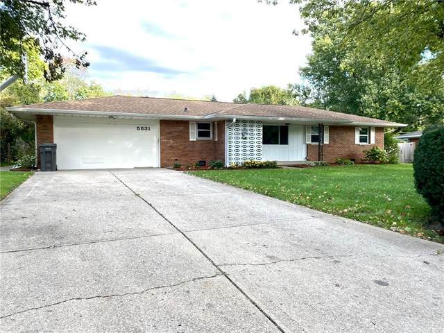 5831 S Kealing Avenue, Indianapolis, IN 46227 (MLS #21819669) :: RE/MAX Legacy