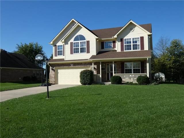 383 Samuel Drive, Whiteland, IN 46184 (MLS #21819670) :: JM Realty Associates, Inc.