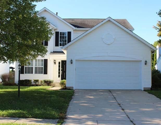 3223 Creekshore Drive, Indianapolis, IN 46268 (MLS #21819671) :: JM Realty Associates, Inc.