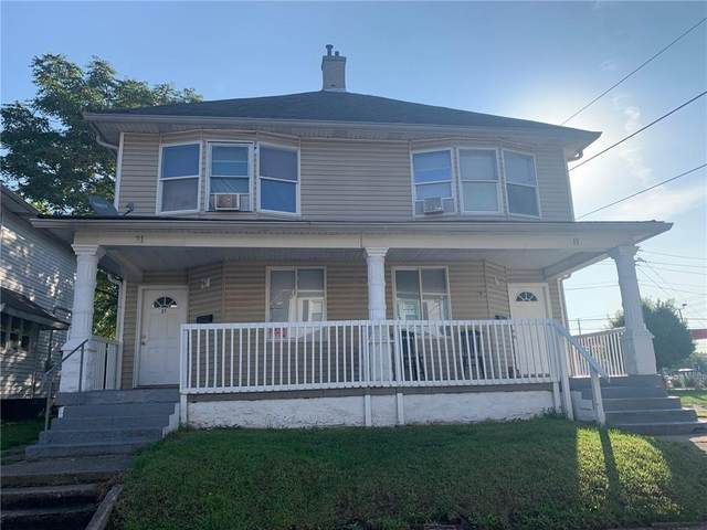 19-21 Hendricks Place, Indianapolis, IN 46201 (MLS #21819677) :: Ferris Property Group