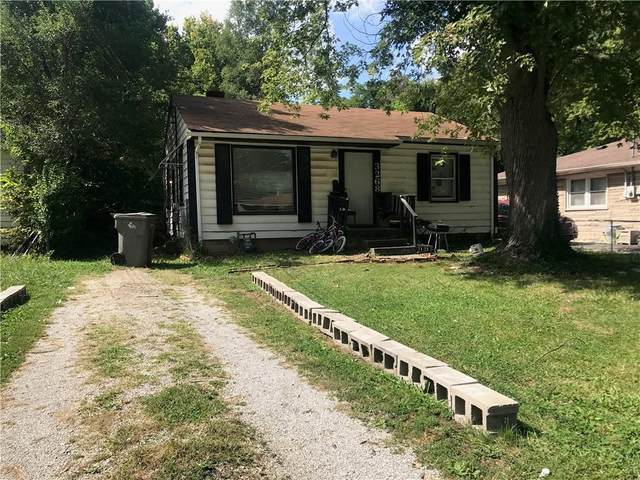 3268 Baltimore Avenue, Indianapolis, IN 46218 (MLS #21819679) :: Mike Price Realty Team - RE/MAX Centerstone