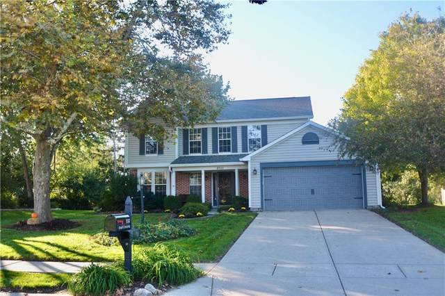 8582 Knoll Crossing, Fishers, IN 46038 (MLS #21819699) :: AR/haus Group Realty