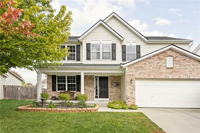 12043 Sloane Muse, Fishers, IN 46037 (MLS #21819704) :: AR/haus Group Realty