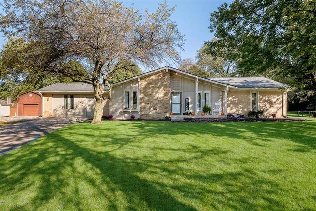 10 Valley Way Court, Greenwood, IN 46142 (MLS #21819715) :: The Indy Property Source